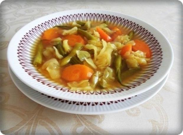 Bunte Gemüsesuppe - Rezept - Bild Nr. 21