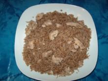 Burgul mit Hähnchen - Rezept