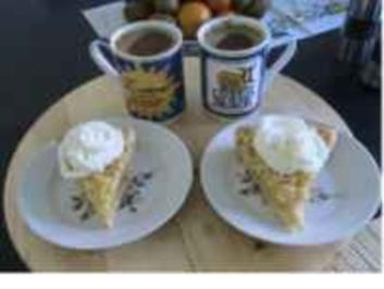 Kuchen: Feiner Apfelkuchen mit Butterstreusel - Rezept