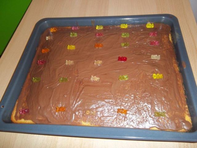 Tassenkuchen Kindergeburtstag Rezept Mit Bild Kochbar De