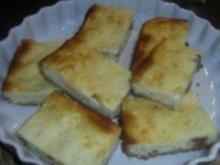 Kuchen: Thüringer Käsekuchen vom Blech - Rezept