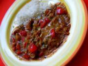 Asiatisches Hühnchen-Curry aus dem Wok - Rezept