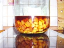 Quitten-Likör - Rezept