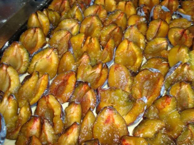 Pflaumen - Streuselkuchen - Rezept - Bild Nr. 5