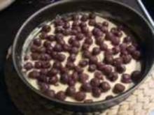 Kuchen: Kirsch-Baiser-Torte - Rezept