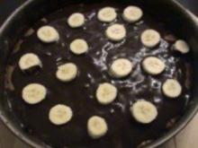 Kuchen: Bananen-Split-Torte - Rezept
