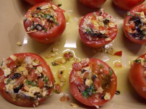 Gefüllte Tomaten - Rezept - Bild Nr. 7