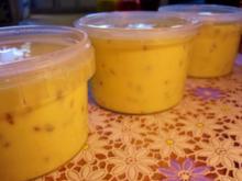 Gekochter Käse nach einem Rezept aus der Eifel ... - Rezept