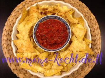 Tomaten-Paprika-Salsa - Rezept