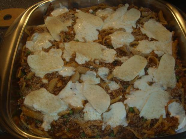 Pasta quer Beet Auflauf - Rezept - Bild Nr. 6