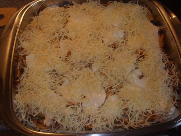Pasta quer Beet Auflauf - Rezept - Bild Nr. 7