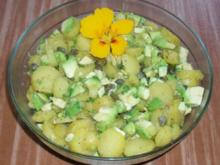 Avocado - Kartoffel - Salat - Rezept