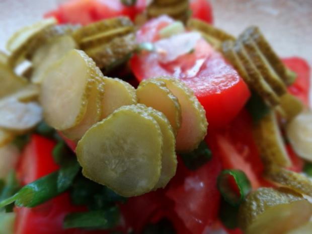 Tomaten-Gurken Salat - Rezept - Bild Nr. 2