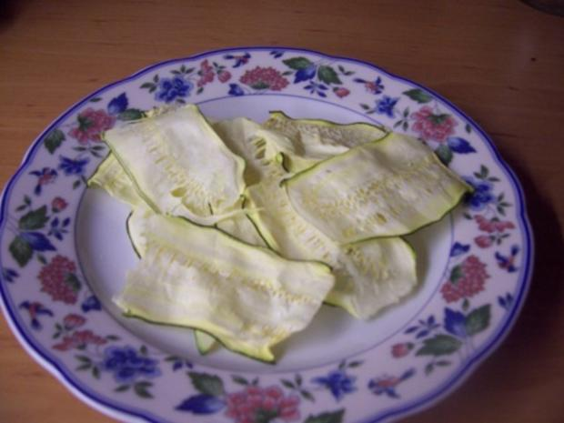 Zucchinichips - Rezept