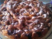 Chevy´s Pflaumenkuchen - Rezept