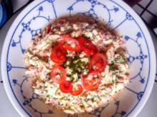 Eier Salat  ( Egg Salad ) - Rezept
