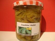 """eingemachte Zucchini nach """"Kalabrischer Art"""" - Rezept"""