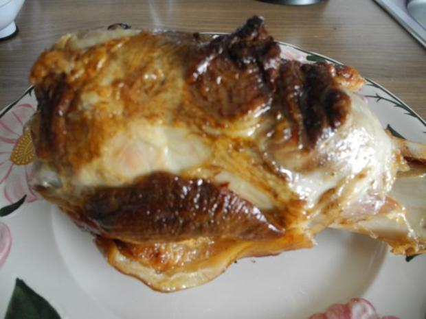 Schwein : Grill - Haxe - Rezept - Bild Nr. 3