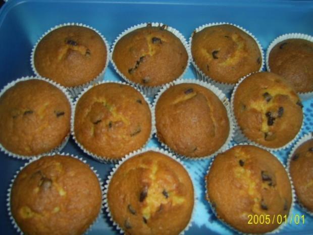 Muffins: Lustige Monster-Gesichter - Rezept - Bild Nr. 8