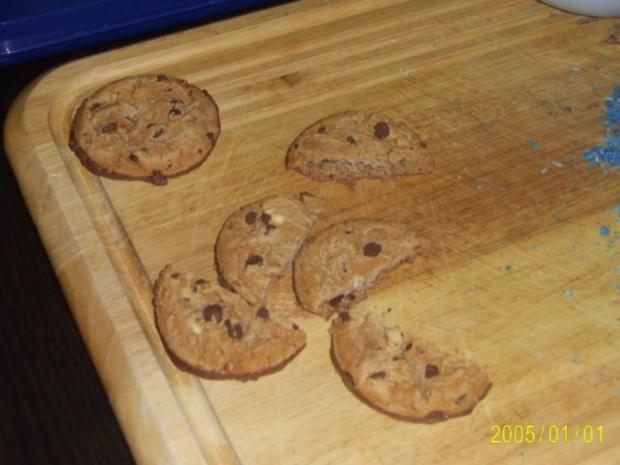 Muffins: Lustige Monster-Gesichter - Rezept - Bild Nr. 18