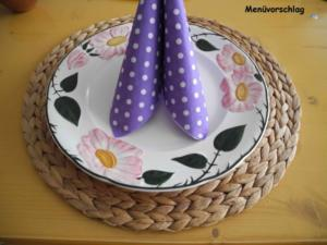 Menü : Grill - Haxen - Geburtstagstreff mit lieben Freunden - Rezept