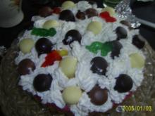 Kuchen: Schokokuss-Torte für das Kinderfest - Rezept