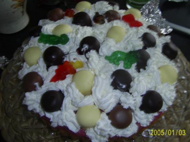 Kuchen Schokokuss Torte Fur Das Kinderfest Rezept Kochbar De