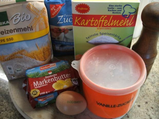 Backen: Zweifarbiger Käsekuchen mit Mangosahne  ***Happy Birthday, liebe Eva-Maria*** - Rezept - Bild Nr. 2