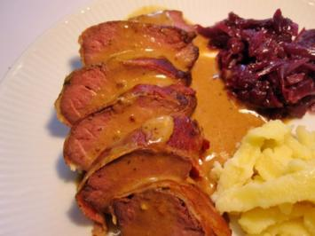 Hasen-Filets ... - Rezept