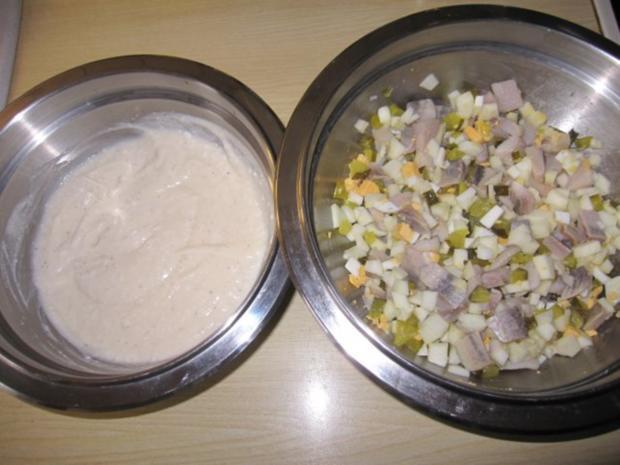Fruchtiger Matjessalat - Rezept - Bild Nr. 4