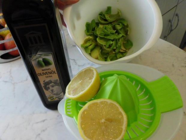 Avocadocreme auf getoastetem Baguette - Rezept - Bild Nr. 4