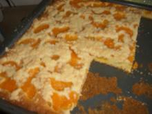 Kuchen: Saftiger Butterstreuselkuchen - Rezept