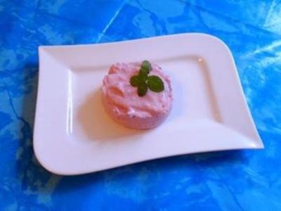 Dessert:Himbeercreme - Rezept