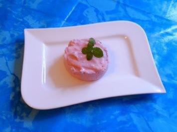 Rezept: Dessert:Himbeercreme
