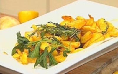Toskanische Pommes nach Jeffrey Steingarten - Rezept