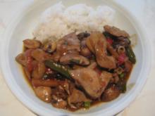 Chop Suey, einfach (...aber gut) - Rezept