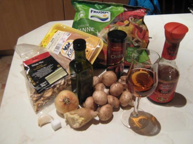 Chop Suey, einfach (...aber gut) - Rezept - Bild Nr. 2