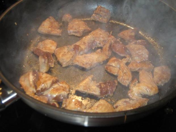 Chop Suey, einfach (...aber gut) - Rezept - Bild Nr. 4