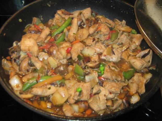 Chop Suey, einfach (...aber gut) - Rezept - Bild Nr. 5