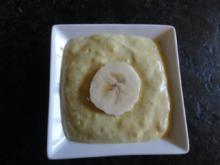 Grillsauce - Banane-Curry - Rezept