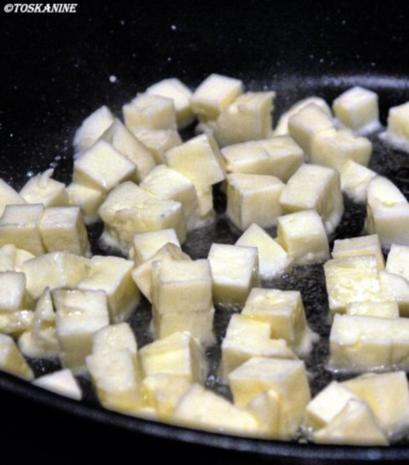 Orientalische Blumenkohl-Couscous-Pfanne mit Joghurt-Dipp - Rezept - Bild Nr. 10