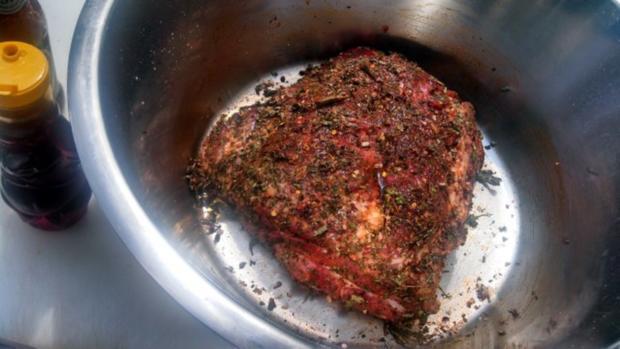 """Smoked Carribian Pork  """" ein Leckerbissen aus der Caribik """" - Rezept - Bild Nr. 3"""