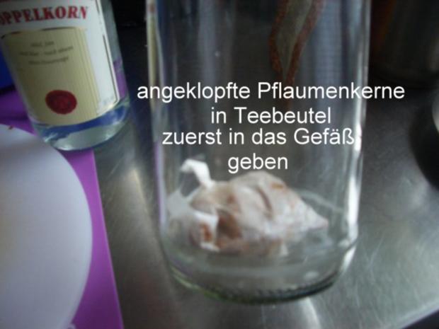Pflaumenlikör - Rezept - Bild Nr. 2