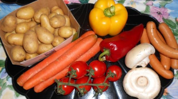 Schnelle Gemüsesuppe - Rezept - Bild Nr. 2