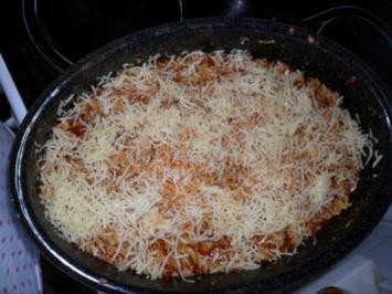 "Spirelli-""Lasagne"" - Rezept"