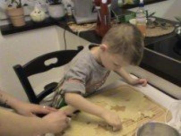 Weihnachtsbäckerei: Plätzchen - Rezept