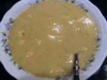 Suppen & Eintöpfe: Kartoffelcreme mit Garnelen - Rezept