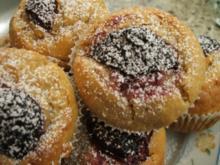 Backen: Powidl-Muffins - Rezept