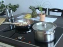 Hackfleisch: Stippe mit saurer Gurke - Rezept