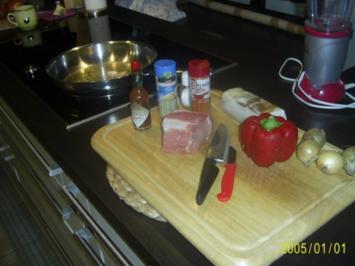 Fleischspieße: Herzhafte Schaschlik - Rezept